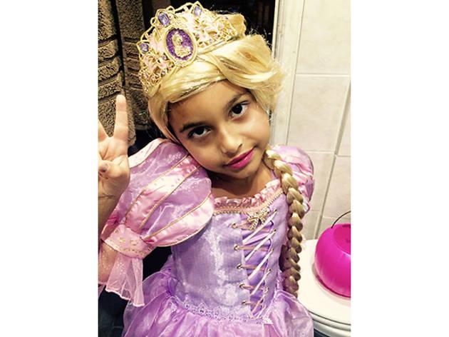 Leah Rose (5), Bronx