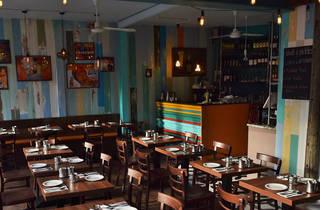 Thali and Pickles Indian restaurant Balham 2015