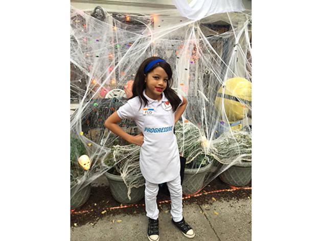 Ave Nicole (8), Harlem