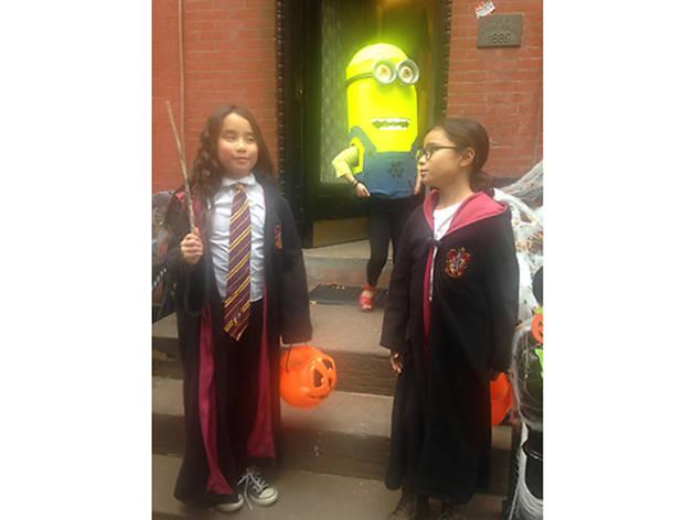 Eliza (9), Hazel (6), Matilda (3), Park Slope