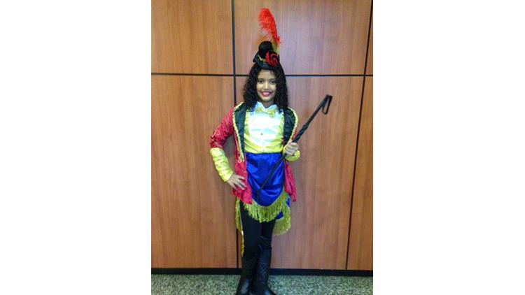 Gabriella (9), Bronx