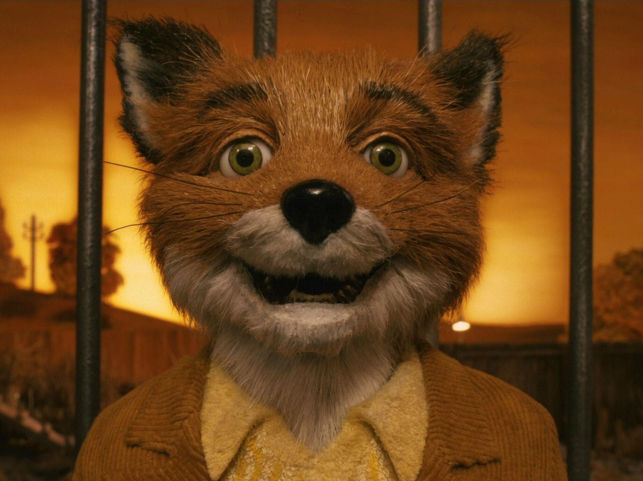 El fantástico Sr. Fox