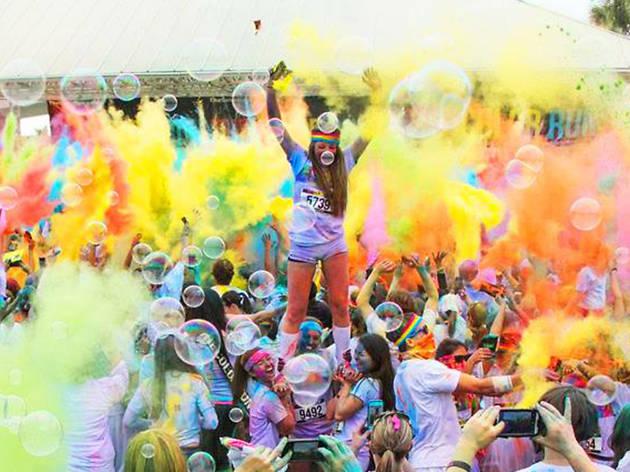 The Color Run 5k