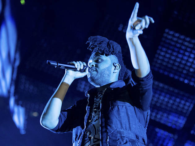 The Weeknd at United Center