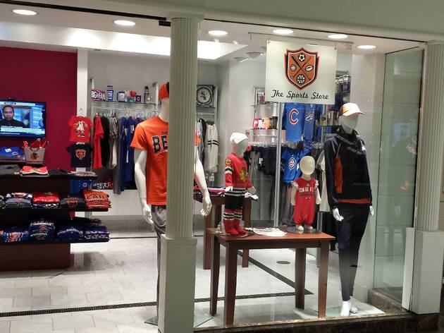 The Sports Store