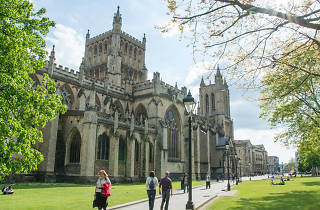 Photo of Bristol Cathedral exterior