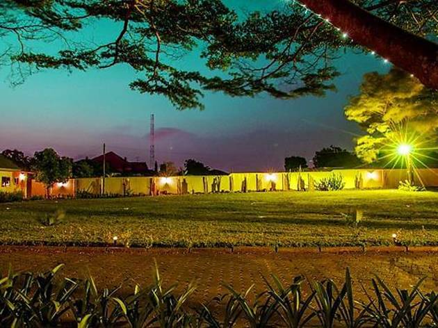 Crystal Park, Event grounds, Accra