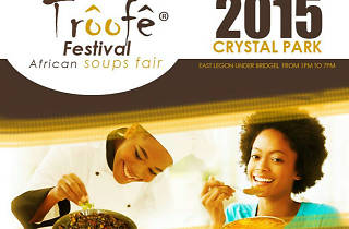 Troofe Festival, African Soup Fair, Crystal Park, East Legon, Accra