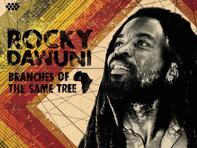 Rocky Dawuni & friends, Alliance Francais, Accra, Ghana