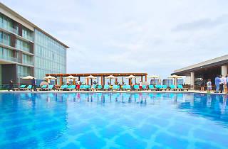 Kempinski Hotel Gold Coast City,Accra,Ghana