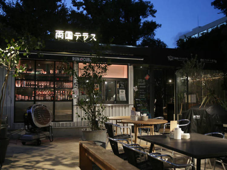 Ryogoku Terrace Café
