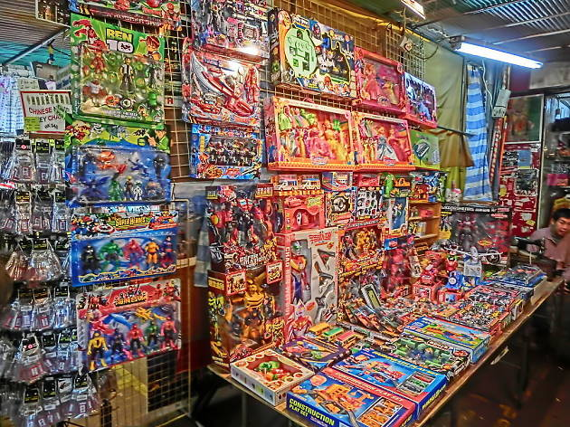 Tai Yuen Street toy market