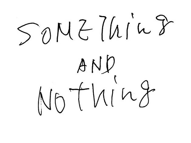 神山隆二 something and nothing展