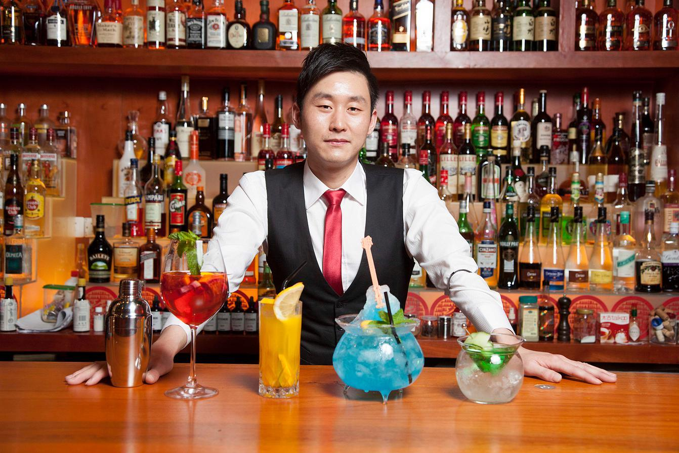 For the best of Shanghai's bartending talent