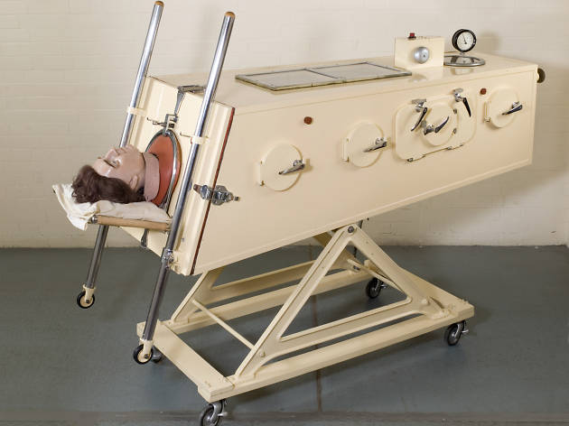 Iron lung, 1953
