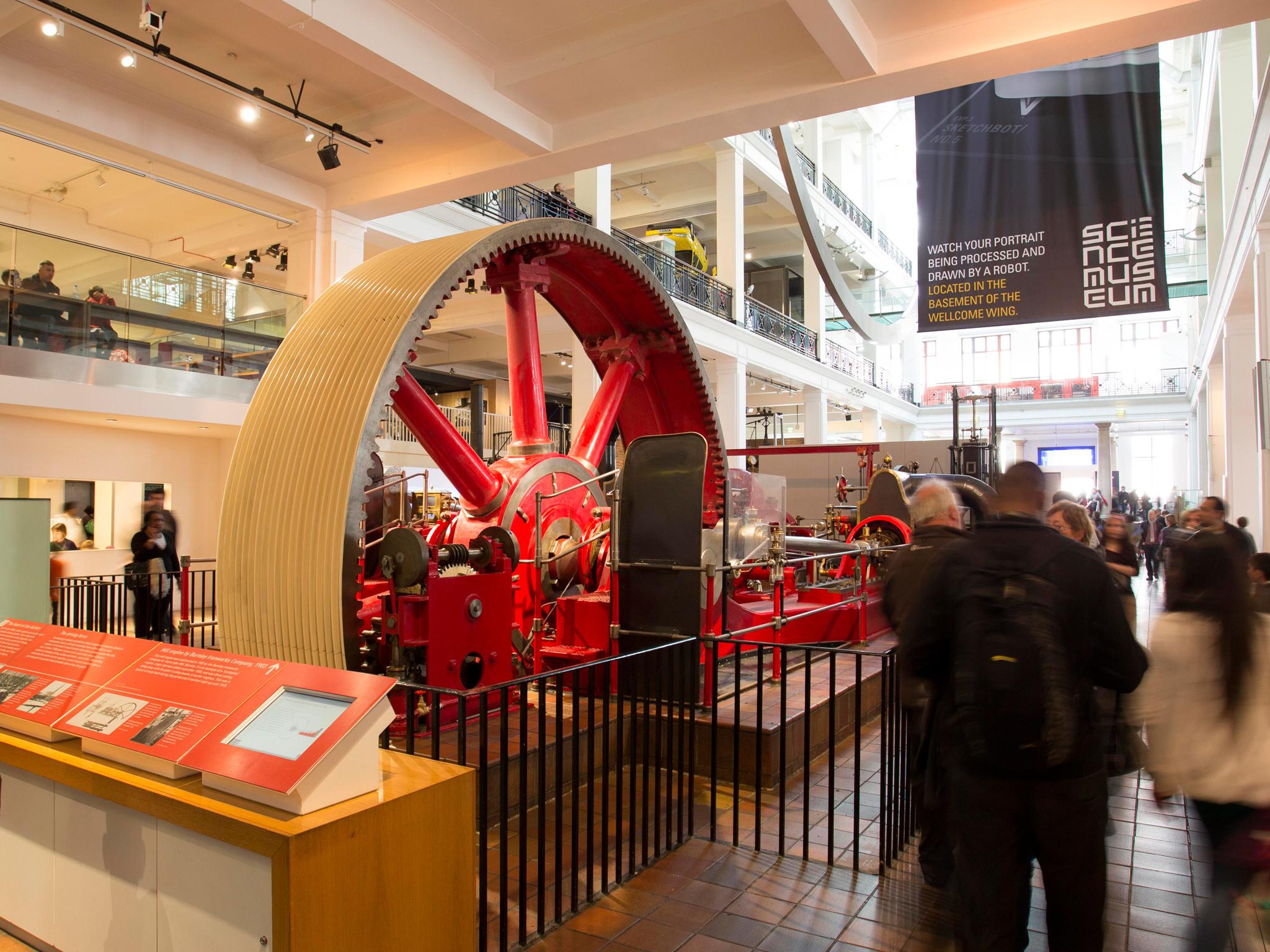 Mill engine, 1903