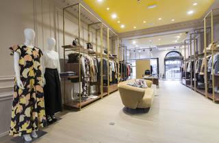 Paul & Joe flagship store London, W1.