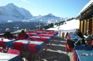 Bergrestaurant Bussalp