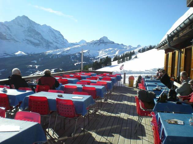 Bergrestaurant Bussalp • Grindelwald
