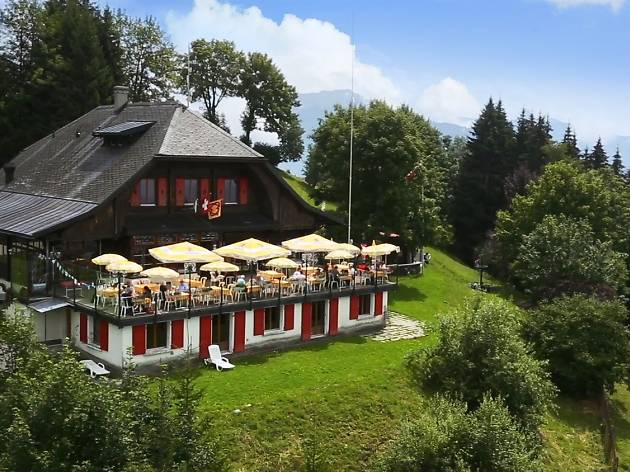 Les Pleiades restaurant, Blonay, Time Out Switzerland