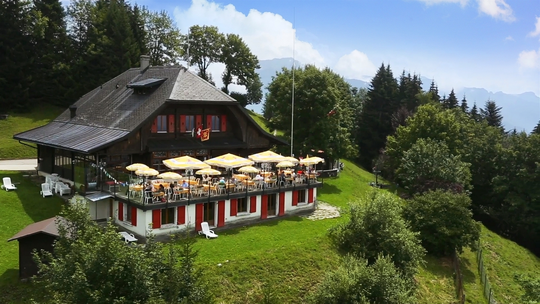 Restaurant Les Pléiades • Vevey