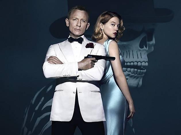 James Bond - 007 Spectre