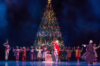 The Nutcracker at Joffrey Ballet