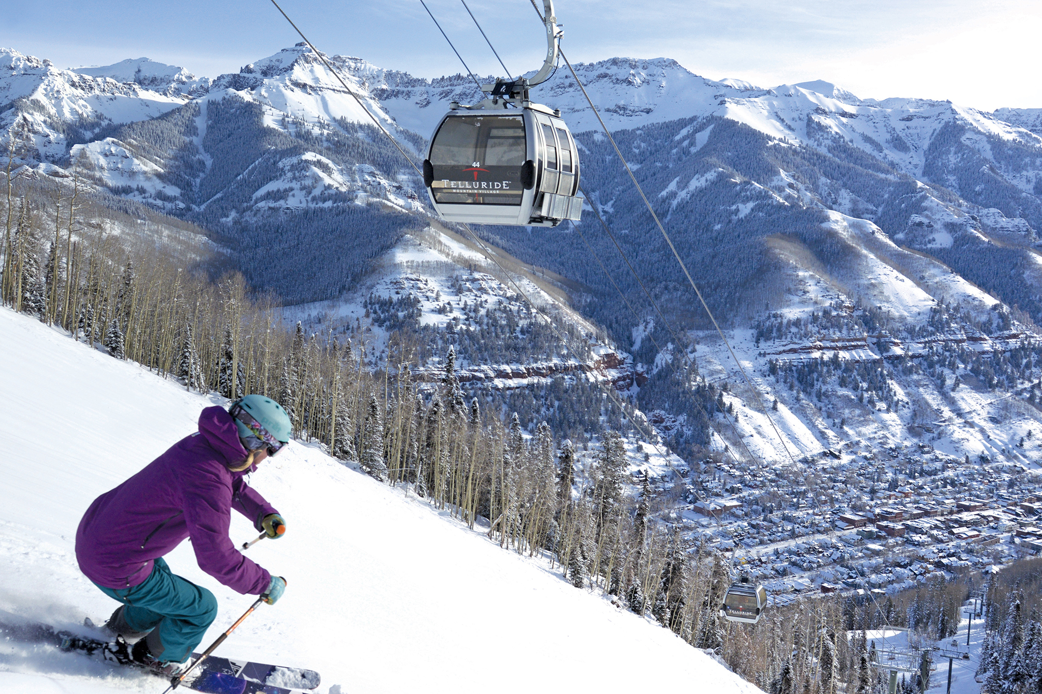 The 10 best Colorado ski resorts