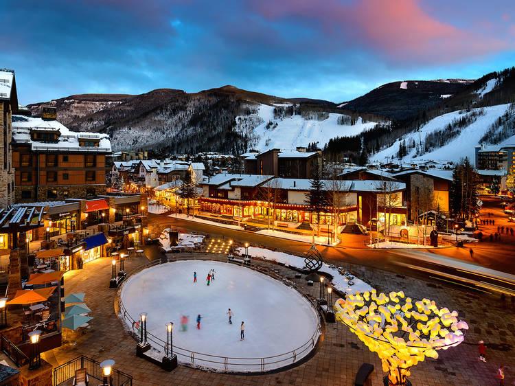 Best family ski trip: Vail, CO