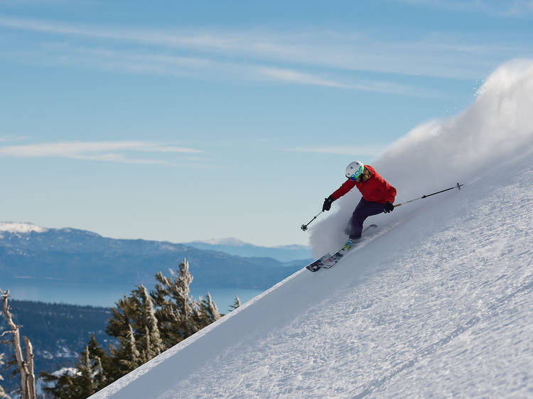 The best ski towns in the USA