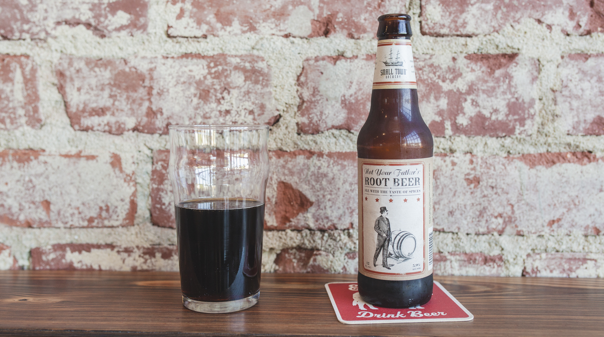Not Your Father's Root Beer at Maple Block Meat Co.
