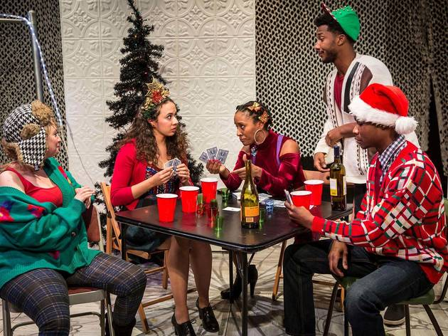 Holidaze at Step Up Productions