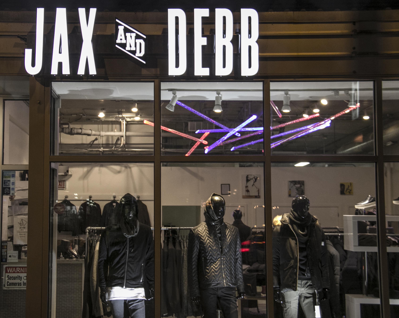 JAX AND DEBB