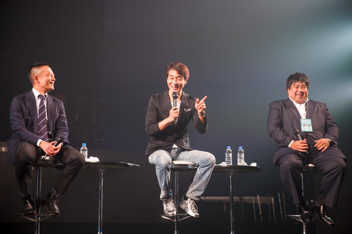 長谷部健、梅澤高明、中川悠介が考える渋谷の未来とは