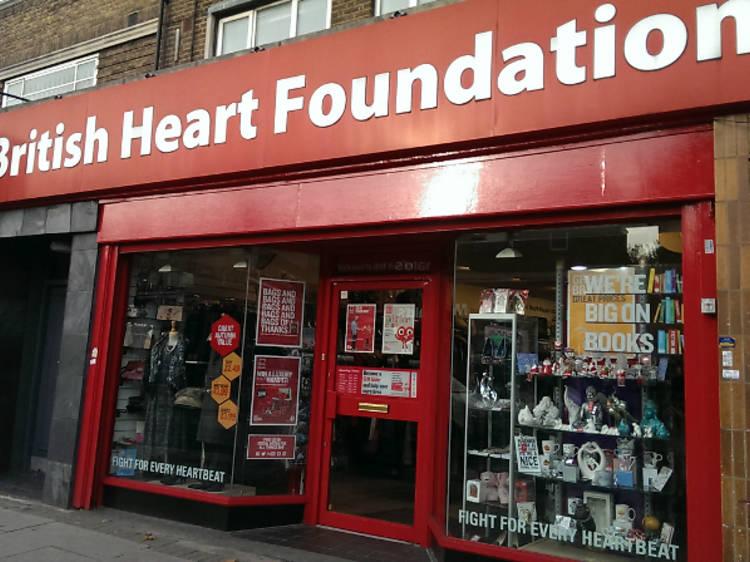 British Heart Foundation, Balham
