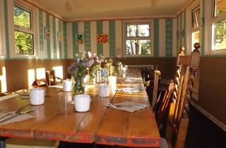 Stepney City Farm Cafe