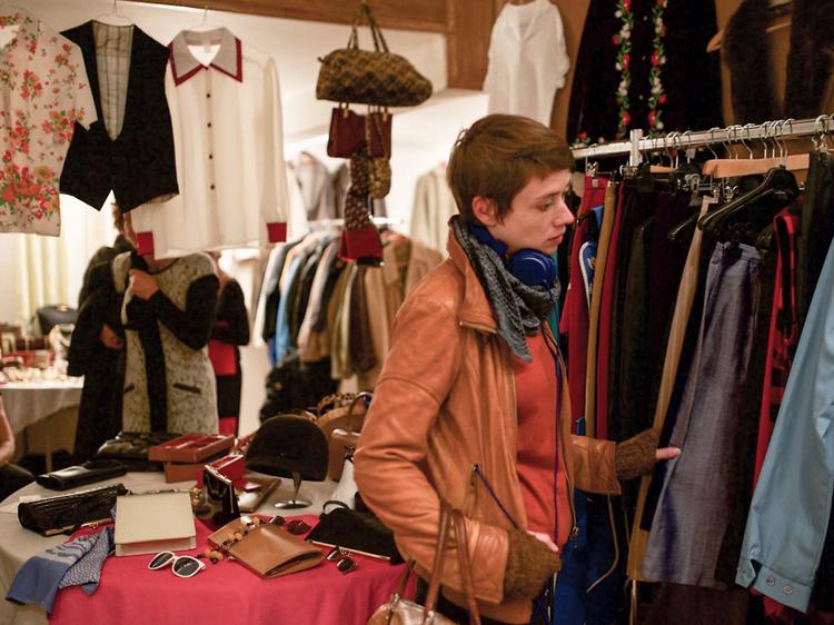 Un Rétro Vintage Market à Voltaire