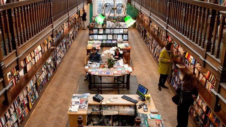 100 best shops London: Daunt Books