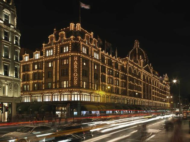 The best department stores in London