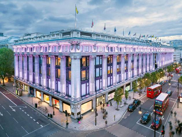 Hotels Near Selfridges