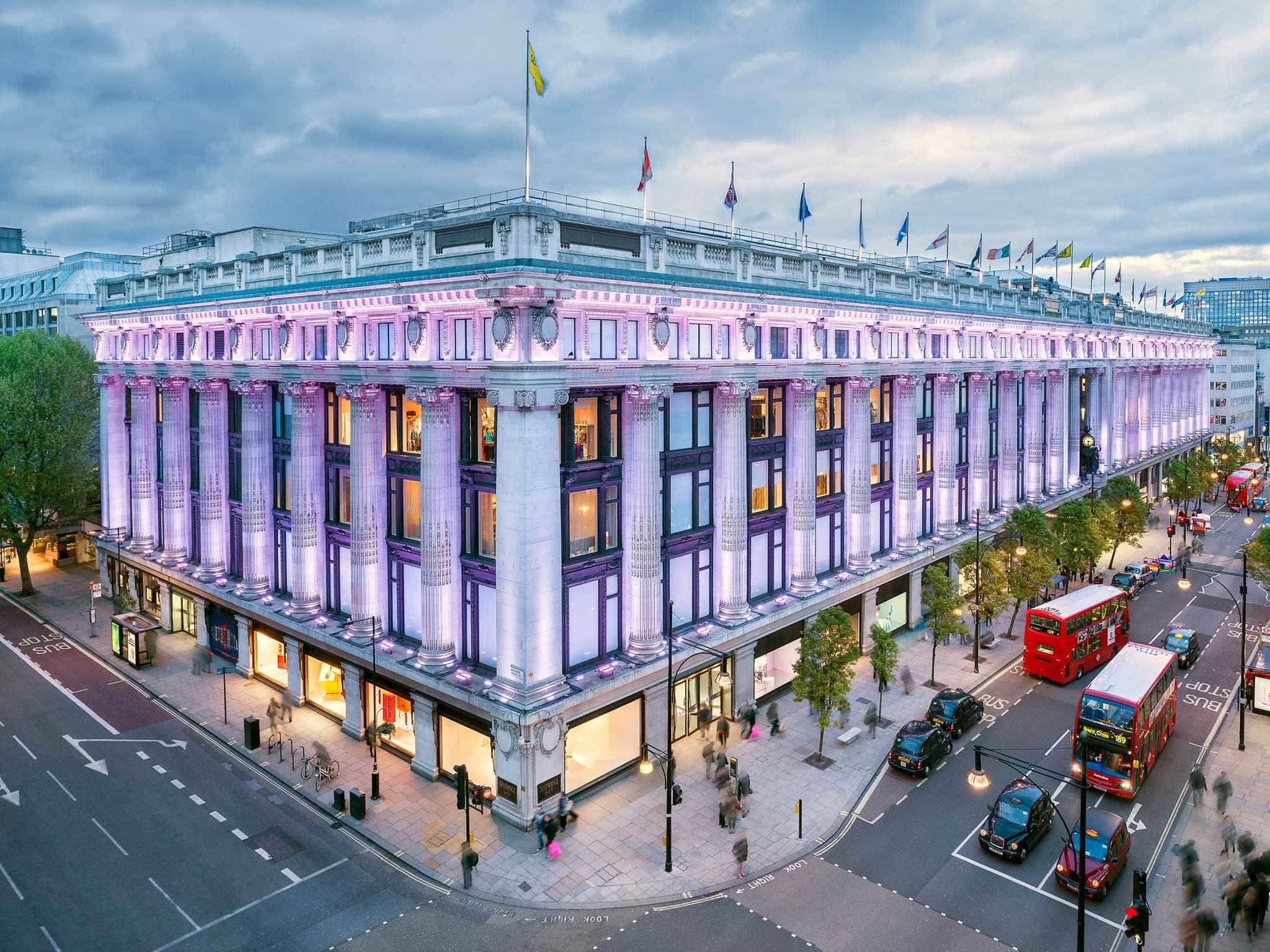 100 best shops London: Selfridges