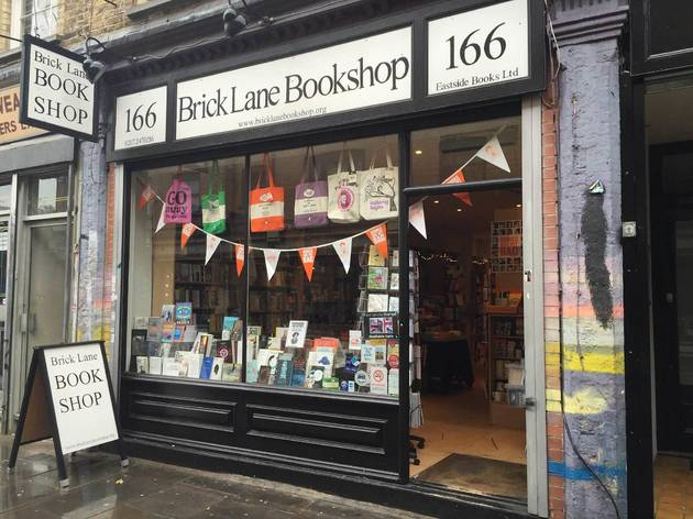 100 best shops London: Brick Lane Bookshop