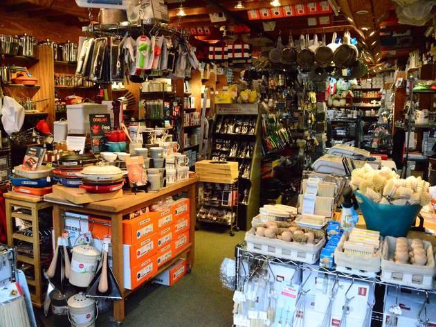 100 best shops London: Gill Wing