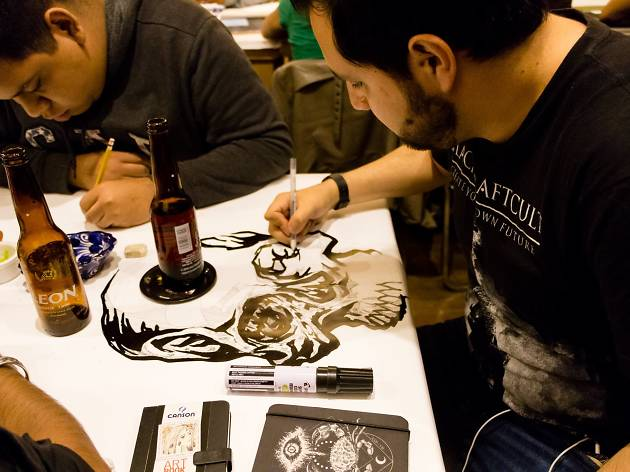Drink & Draw DF