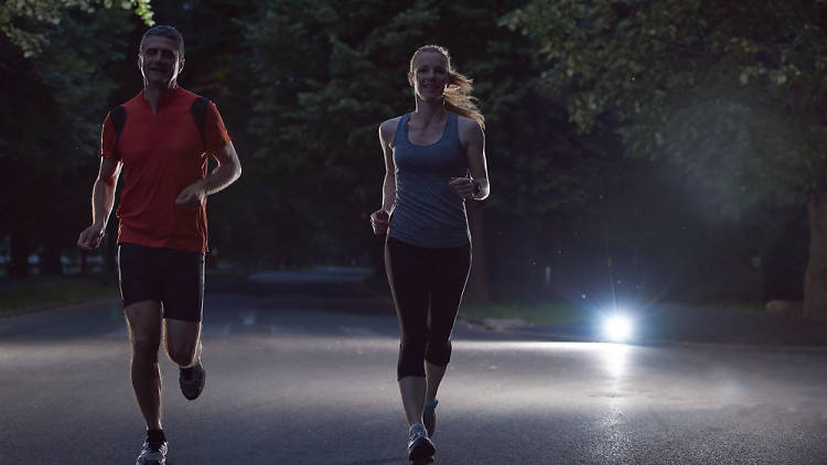 Córrer de nit