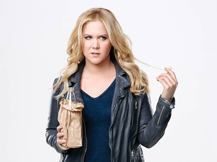 Amy Schumer dishes on her A-list crew