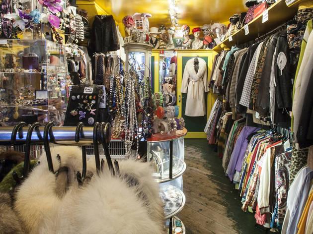 100 best shops London: Blackout