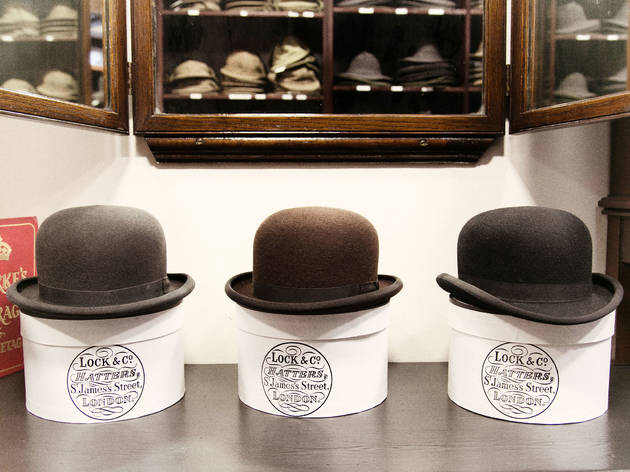 Lock & Co Hatters