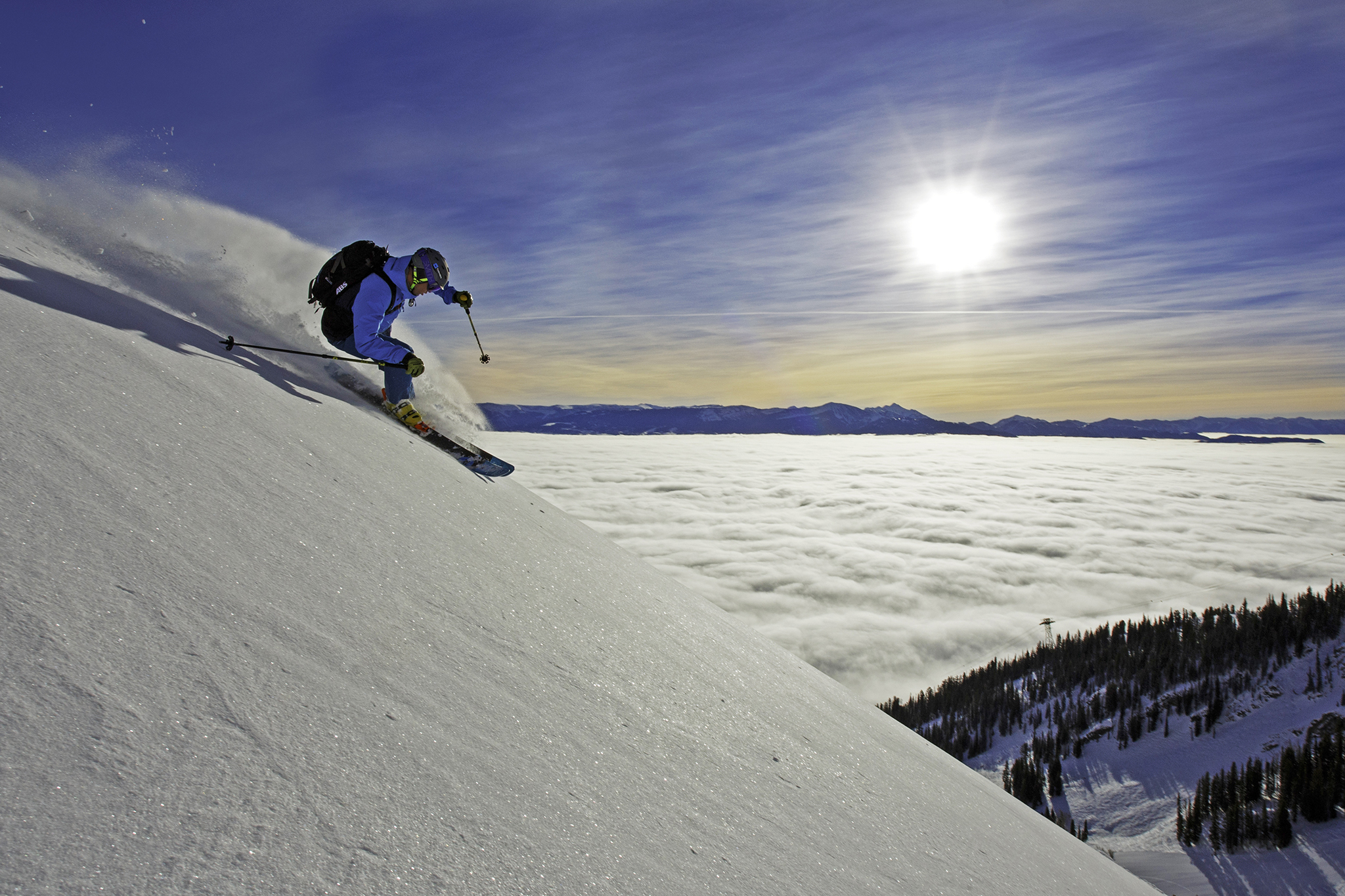 best ski resorts in america for skiing, snowboarding and après ski