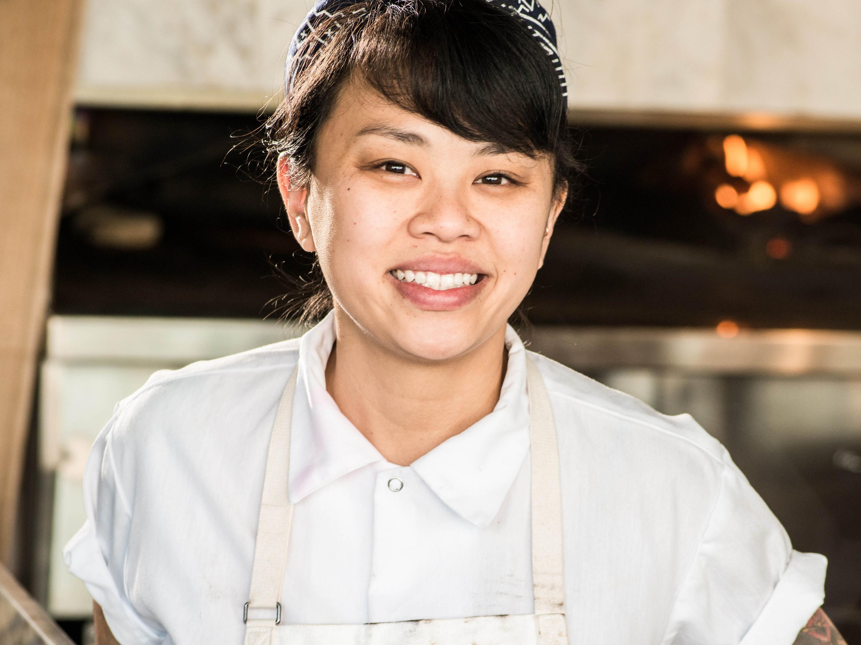 Dianna Daoheung, Baker at Noah Bernamoff and Matt Kliegman's Black Seed Bagels
